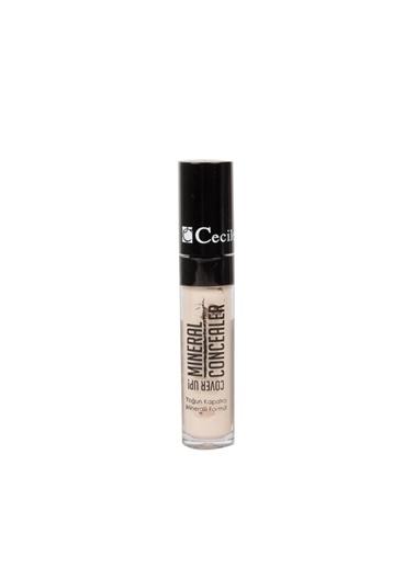 Cecile Cover Up Mineral Formüllü Yoğun Kapatıcı 03 Renksiz